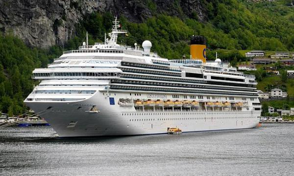 Costa Favolosa -Land der Wikinger-