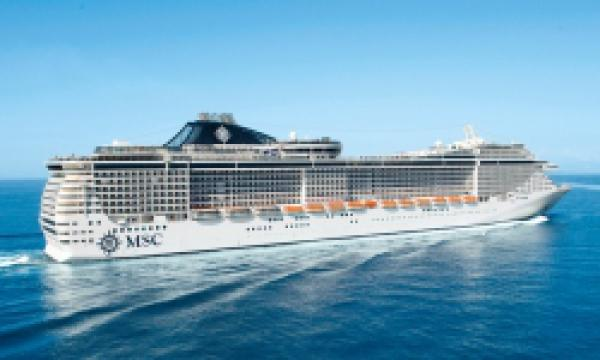 MSC Fantasia - Norwegen-Erkundung