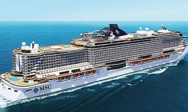 MSC Seaside Karibik -Premium All Inclusive-