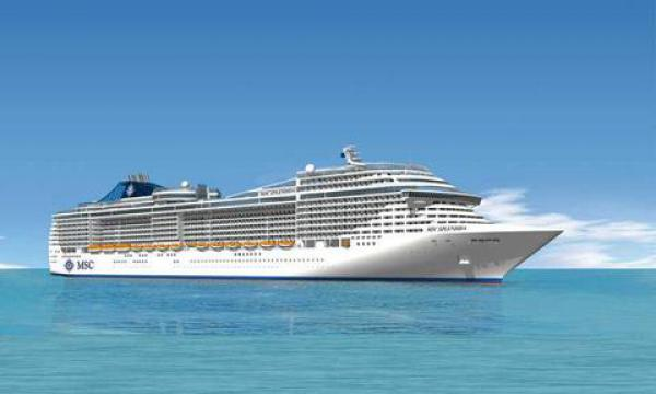 MSC Splendida Karibik-Kreuzfahrt 2020 ab/bis Fort de France mit Roadtown und Port of Spain