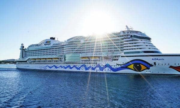 AIDAperla Norwegens Küste 2019
