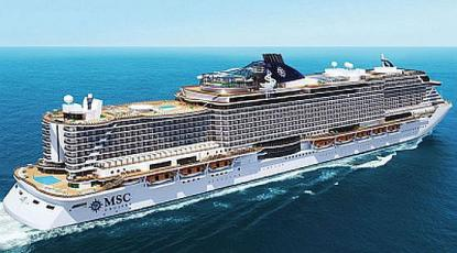 MSC Seaside Karibik mit Mexiko